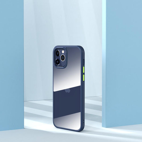 iPhone 12 Pro Max Ultra-thin Transparent Back Case