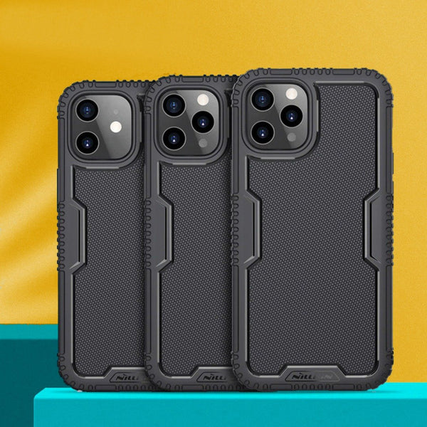 Nillkin ® iPhone 12 Pro Max Tactics TPU Protection Case