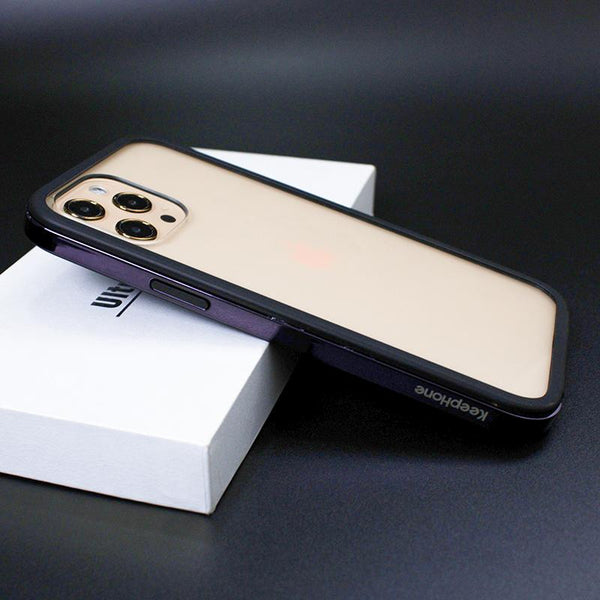 iPhone 12 Pro Luxury Square Metal Frame Case