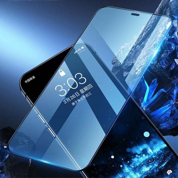 Recci iPhone 12 Full Coverage Tempered Glass