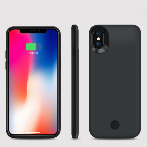 iPhone XS Rechargeable Portable Battery Case