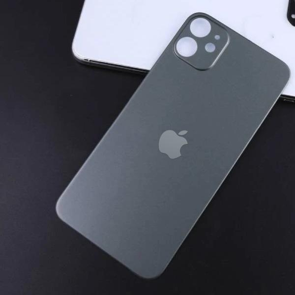 iPhone 11 Pro Precise Cut-out Matte Finish Back Tempered Glass