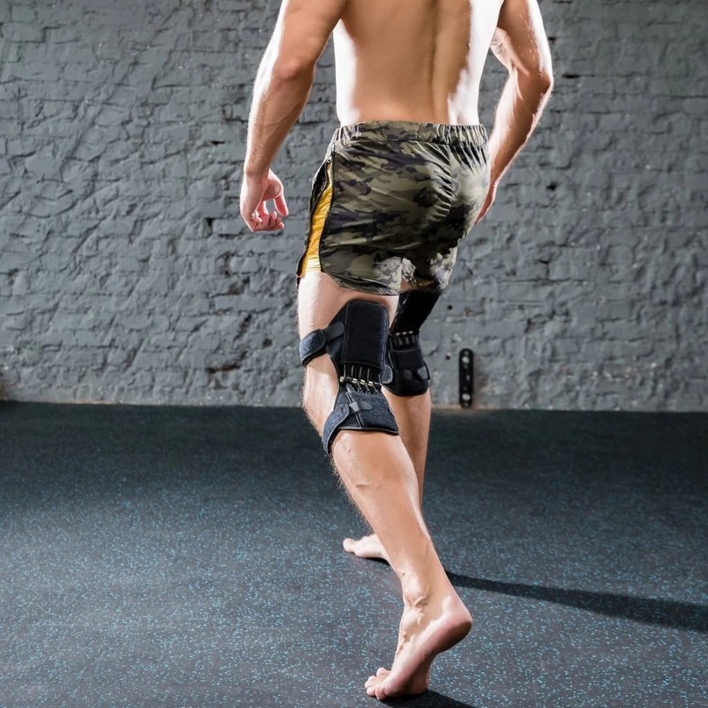 Power Lift Support Knee Pad