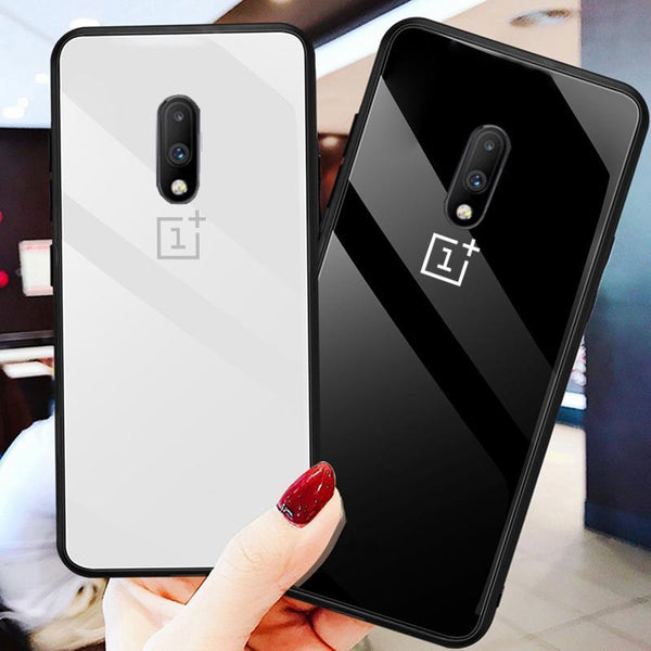 OnePlus 7 Special Edition Logo Soft Edge Case