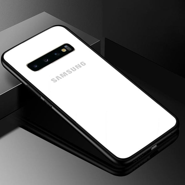 Galaxy S10 Plus Special Edition Logo Soft Edge Case