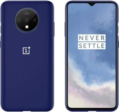 OnePlus 7T Original Liquid Silicone Smooth Case