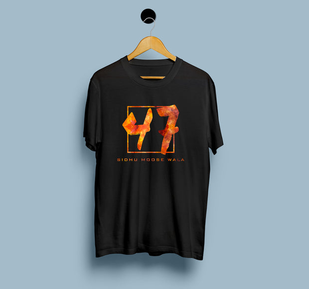 47 Sidhu Moosewala - Men T-shirt