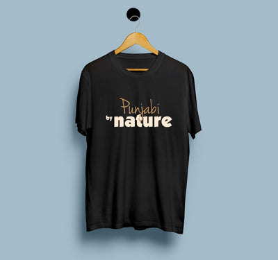Punjabi by Nature - Women T-Shirt