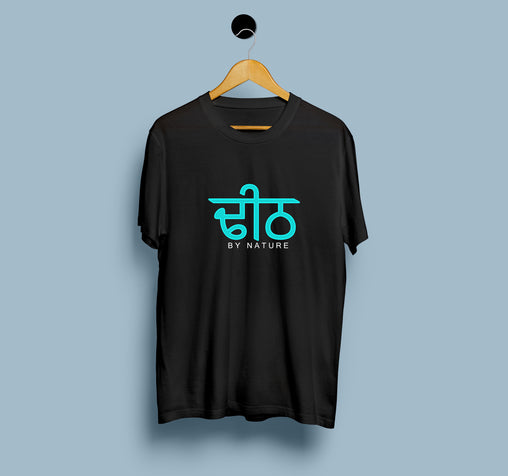 Dheet By Nature Punjabi- Men T-Shirt