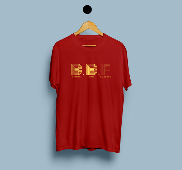 Brown Boys Forever ( BBF ) - Men T-Shirt