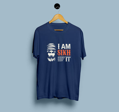 I AM SIKH - Men T-Shirt