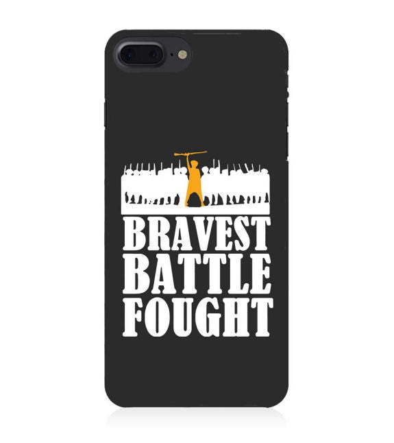 iPhone 7 Plus - Bravest Battle Fought