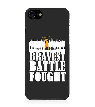 iPhone 8 - Bravest Battle Fought