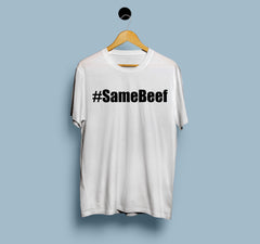 #SameBeef - Sidhu Moosewala - Men T-Shirt