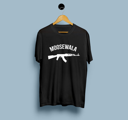 Moose Wala T-Shirt - Men