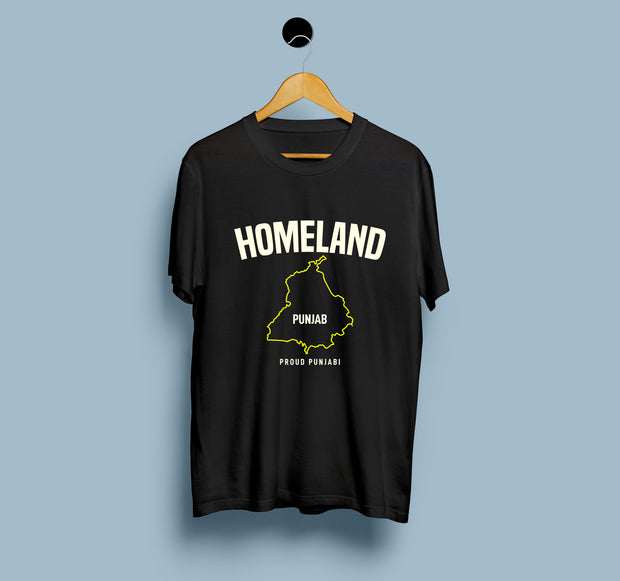 Homeland Punjab - Men T-Shirt