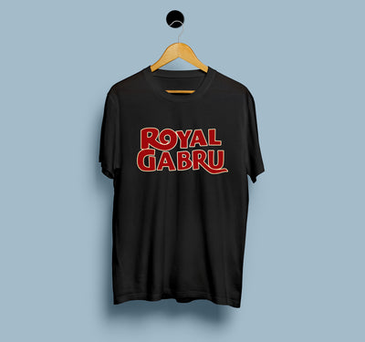 Royal Gabru -Men T-Shirt