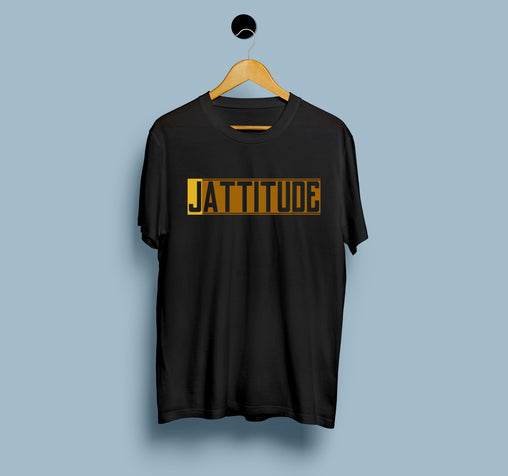 JATTITUDE - Men T-Shirt