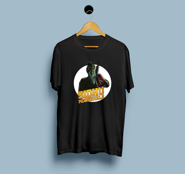 Sidhu MooseWala - Men T-Shirt On Sale