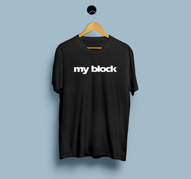 My Block - Sidhu Moosewala - Men T-Shirt