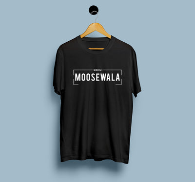 Sidhu Moose Wala - Men T-Shirt On Sale