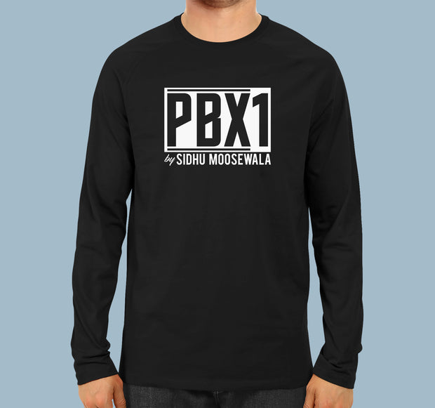 Men Full Sleeves T-shirt - PBX1