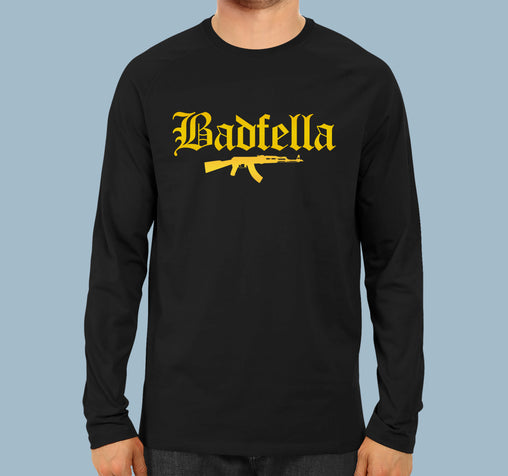 Badfella - Men Full Sleeves T-shirt
