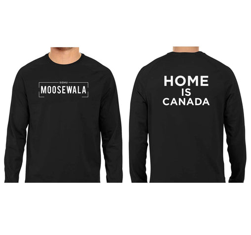 Home is Canada - Sidhu Moosewala T-Shirt
