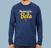 Sharma Ji ka Beta - Men Full Sleeve T-Shirt
