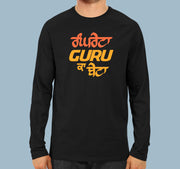 Rangreta Guru ka Beta - Men Full Sleeves T-shirt