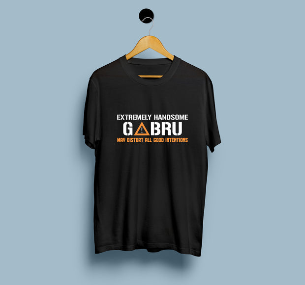Extremely Handsome Gabru - Men T-Shirt