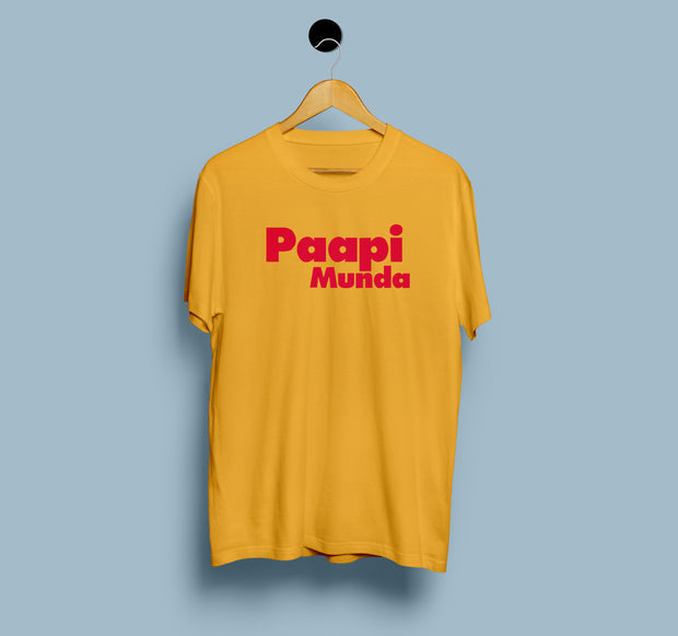 Paapi Munda - Men T-Shirt