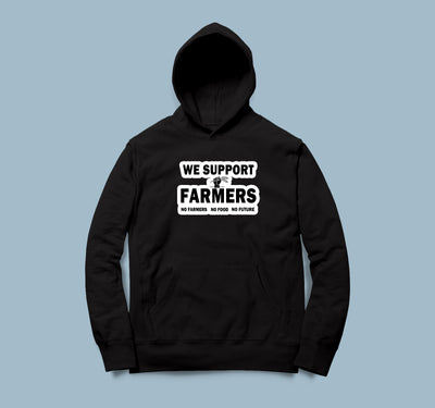 No Farmer No Food No Future - Hoodie