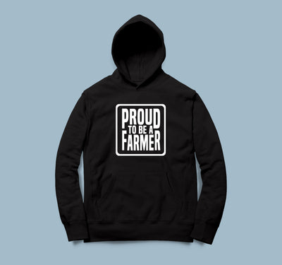 Proud to be a farmer - Hoodie