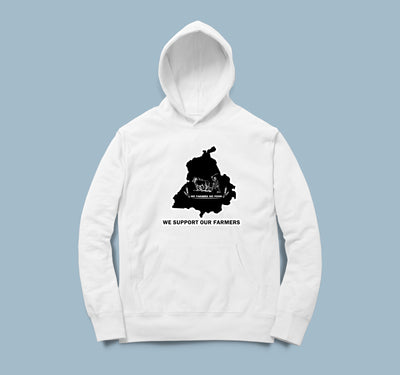 We Support Our Farmers - Hoodie