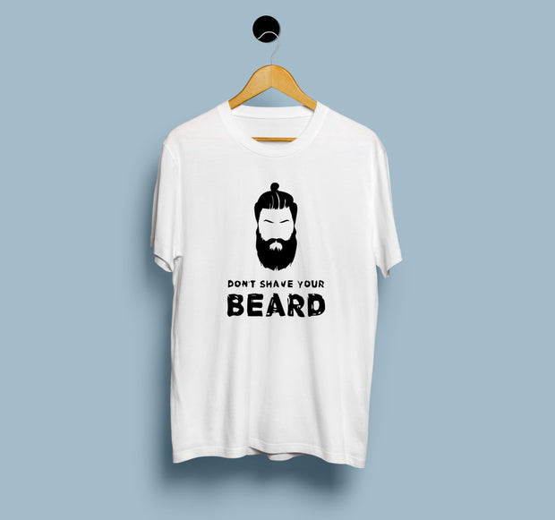 Don't Shave Beard - Men T-shirt