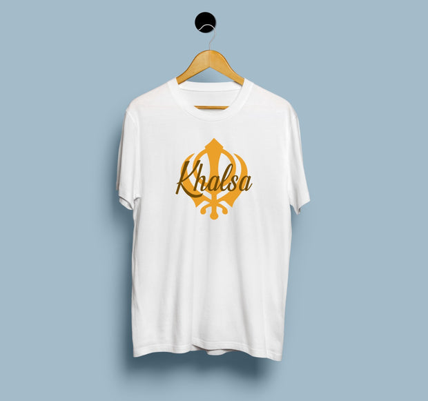 Khanda Khalsa - Men T-shirt