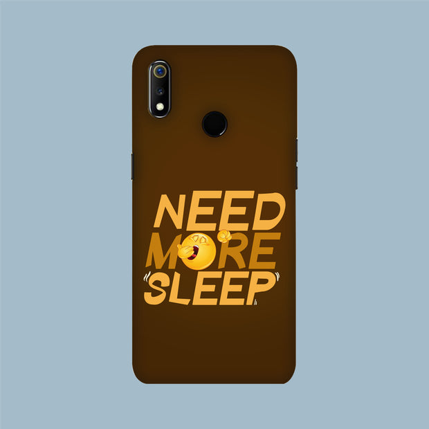 Realme 3 Pro - Need More Sleep