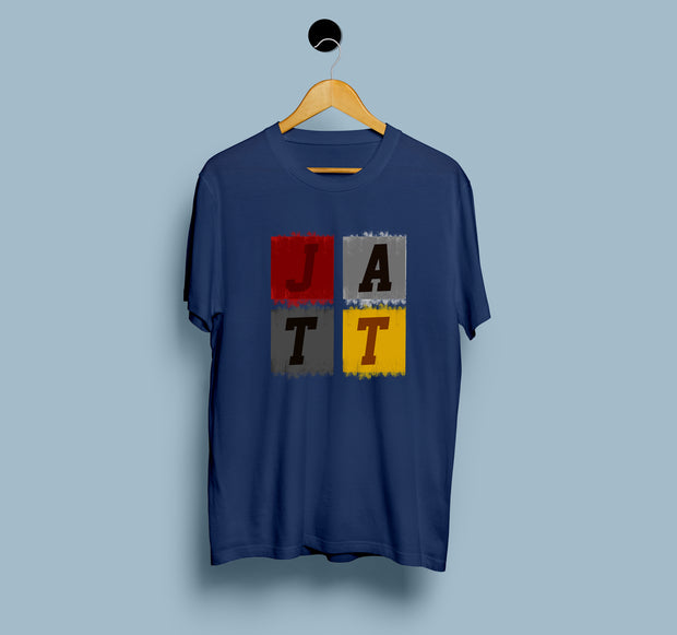 Jatt - Men T-Shirt