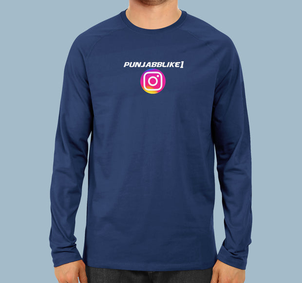 Punjabblike 1- Men T-Shirt