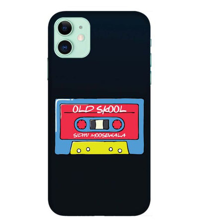 Old Skool - Iphone 11 Mobile Cover