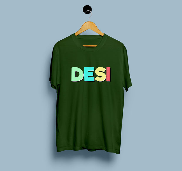 Desi - Men T-Shirt