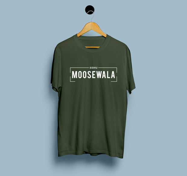 Sidhu Moose Wala - Men T-Shirt