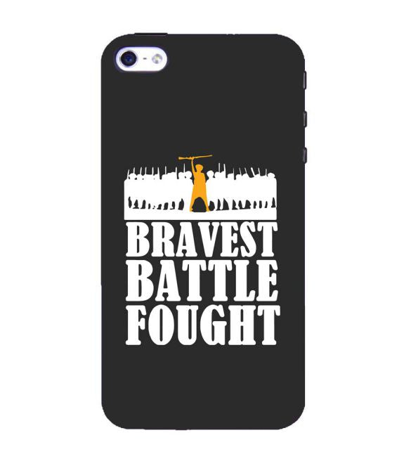 iPhone 6 - Bravest Battle Fought