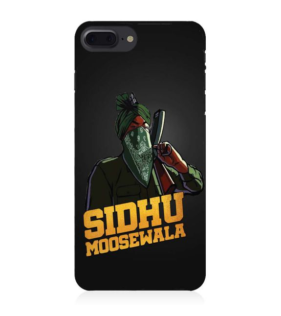 iPhone 7 plus - Sidhu Moose Wala Logo