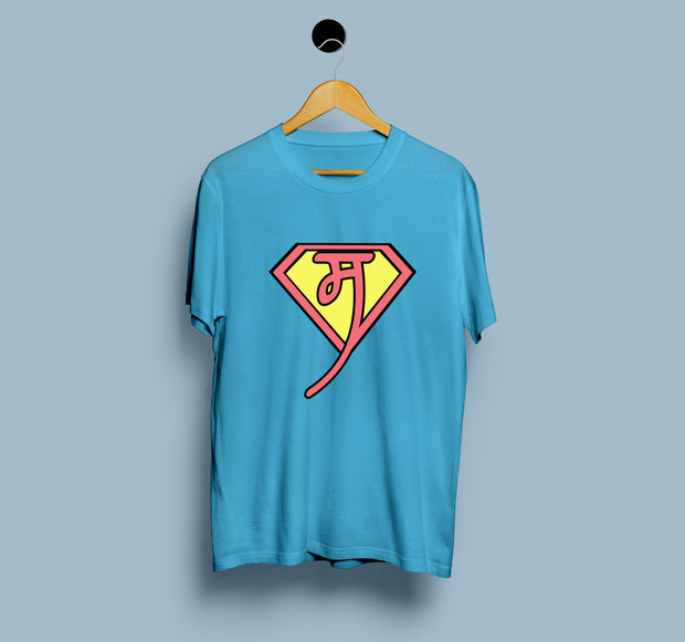Punjabi Superman T-Shirt