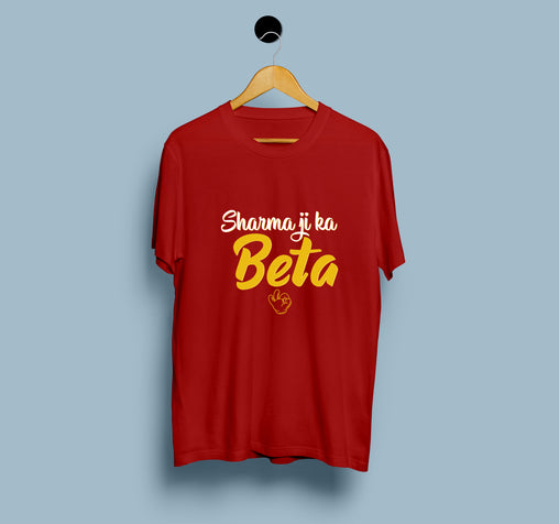 Sharma Ji ka Beta T-shirts
