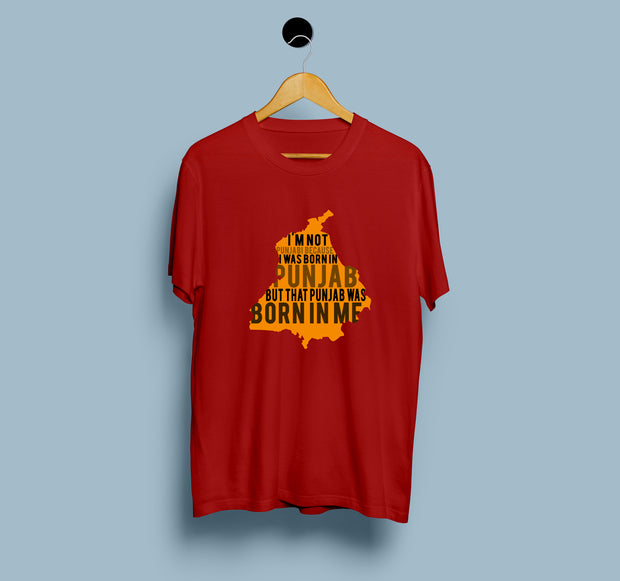 Punjab Born - Women T-Shirt