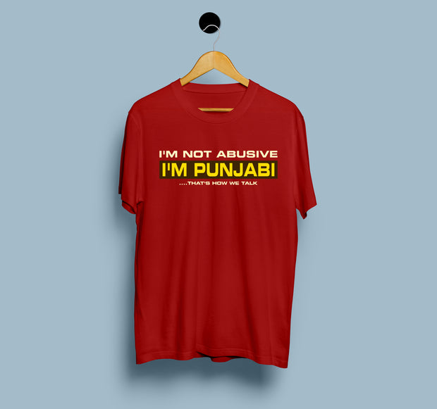 I AM PUNJABI - Women T-shirt
