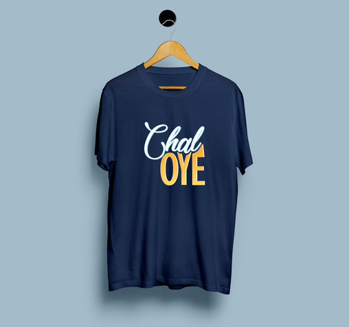 Chal Oye - Men T-Shirt